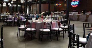 Chicago Tailgators creates your event.