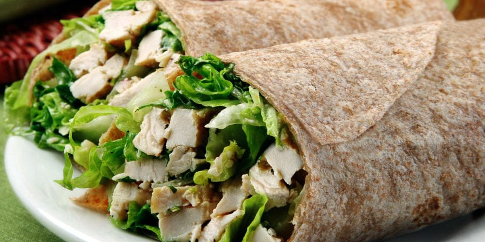 Corporate Catering - Wraps